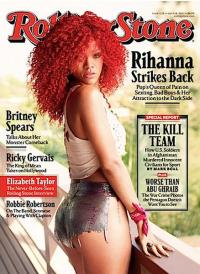 Printed metal mesh shorts <br>Rolling Stone cover 2011 <br>Stylist: B Akerlund Photo: Mark Seliger