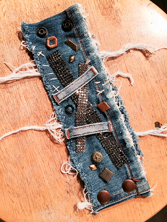 Denim accessories<br>Broadway & touring production 2014-Present