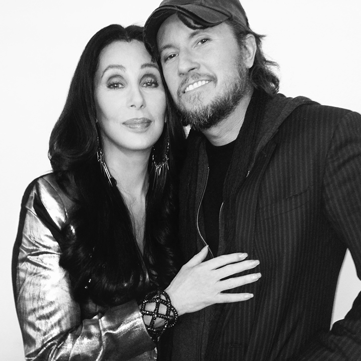 Cher and Michael 2013